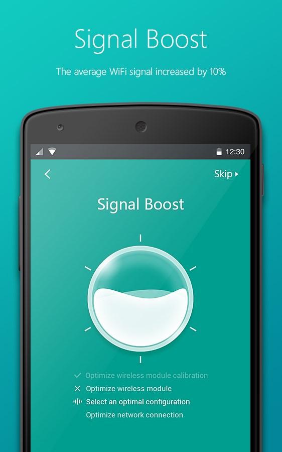 Swift WiFi - Imagem 2 do software