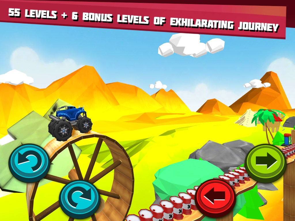 Monster Trucks Unleashed - Imagem 1 do software
