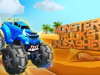 Imagem 1 do Monster Trucks Unleashed