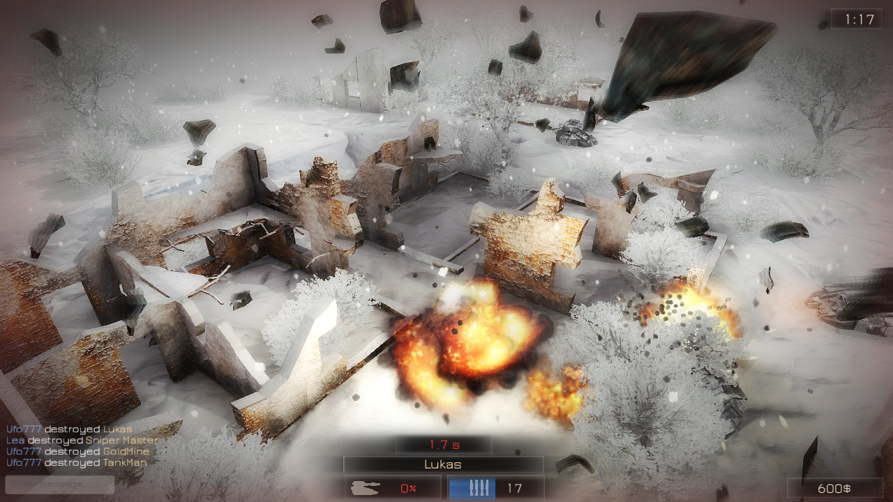 TankZone Battle - Steam - Imagem 1 do software