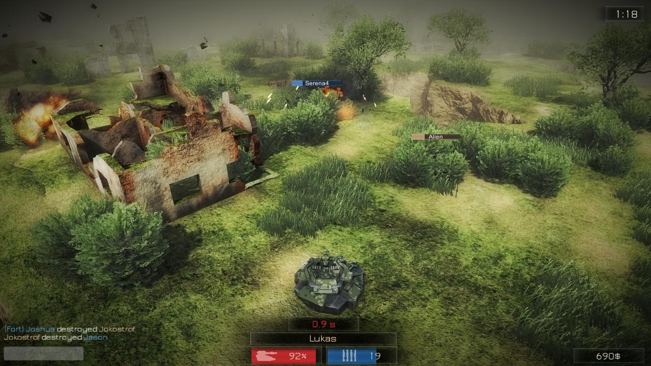 TankZone Battle - Steam - Imagem 3 do software