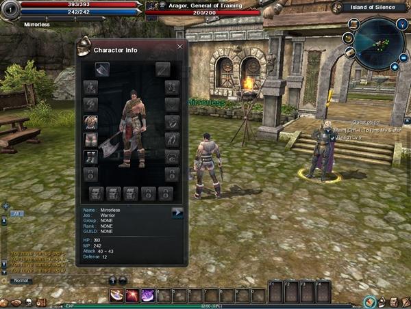 Thanatos: The Dragon Chaser - Imagem 3 do software