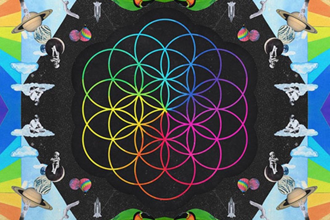 Coldplay começa pré-venda de 'A Head Full of Dreams' na internet