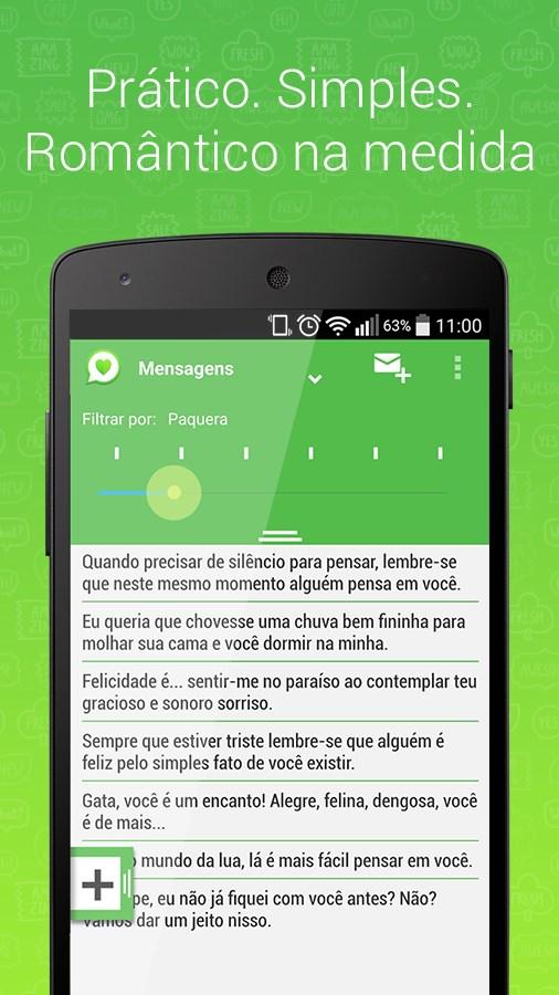 Amor por Mensagens - Imagem 2 do software