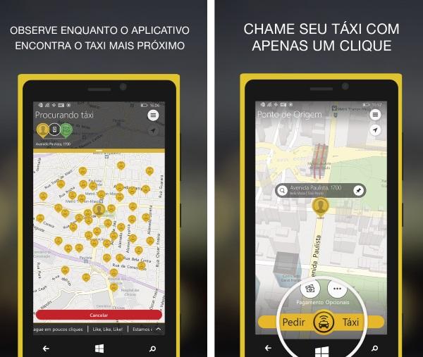 Easy Taxi - Imagem 1 do software