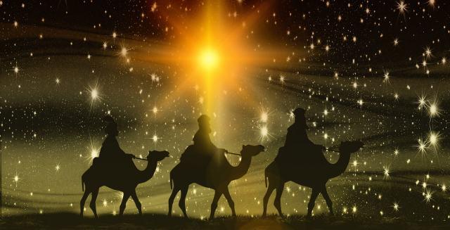 Período natalino acaba com a chegada dos Três Reis Magos a Belém (Crédito: Reprodução)