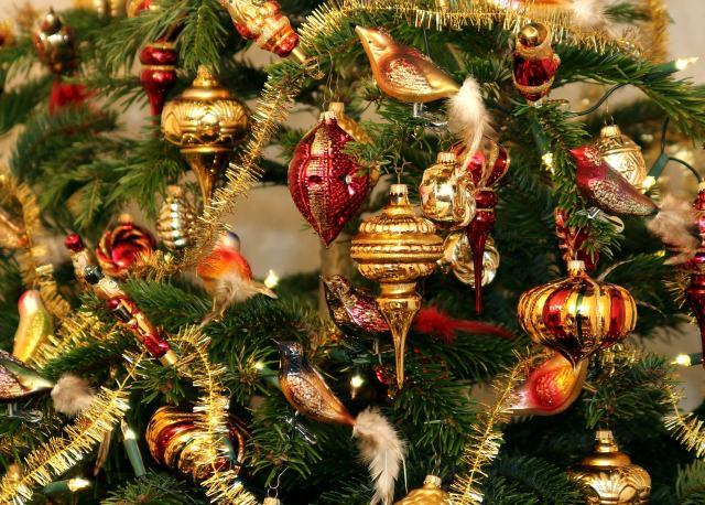 Em 2017, a montagem da árvore de Natal deveria ser iniciada em 3 de dezembro (Crédito: Reprodução)