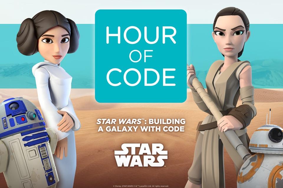 Jogo didático de Star Wars ensina programação para crianças
