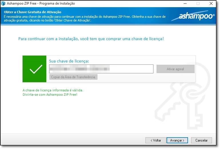 Ashampoo ZIP FREE - Imagem 2 do software