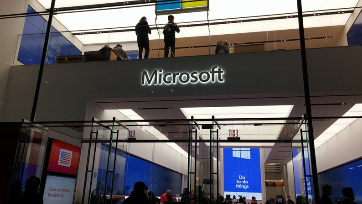 Visitamos a nova loja da Microsoft em Nova York – e ela é monstruosa!