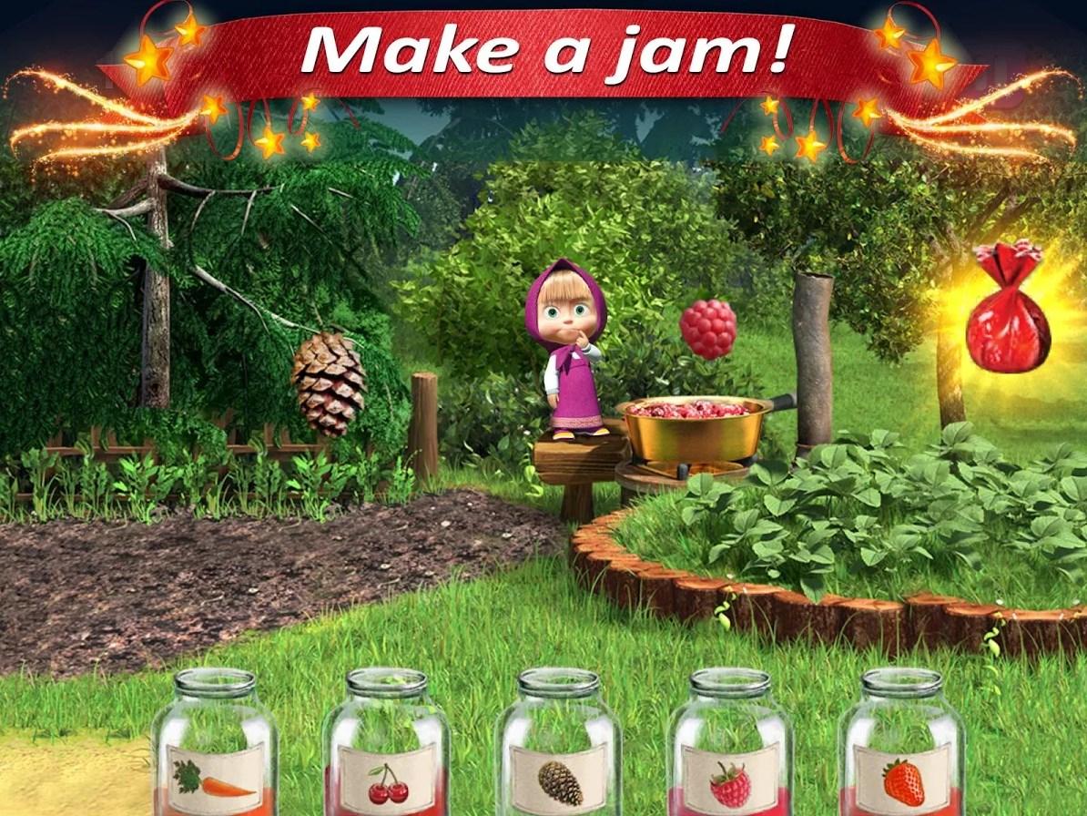 Masha Eo Urso Jogos Infantis Download Para Android Gratis