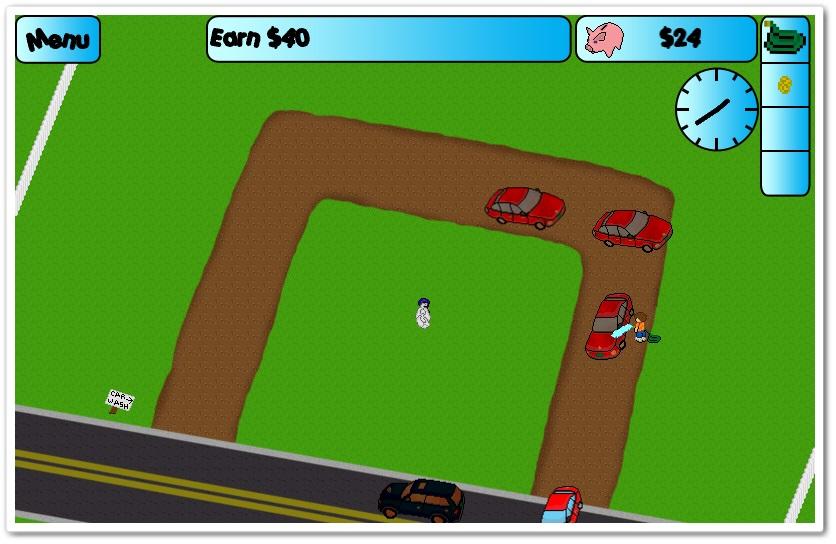 Car Washer: Summer of the Ninja - Imagem 1 do software