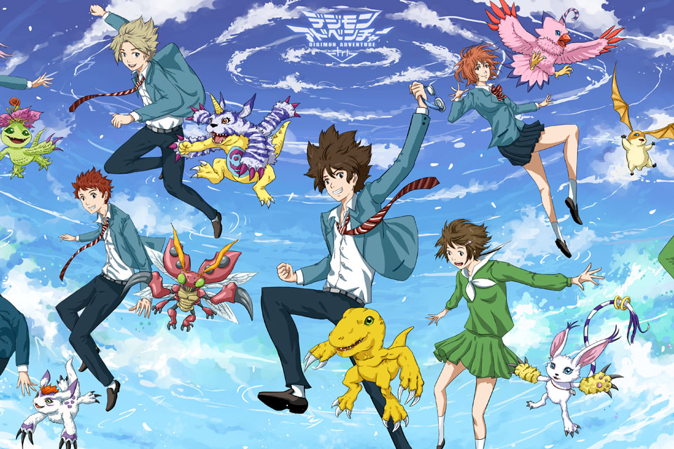 Digimon Try