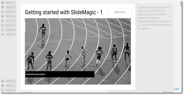 SlideMagic - Imagem 1 do software