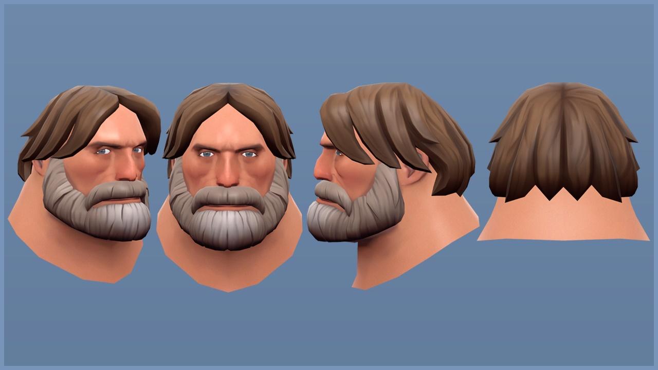 Gabe Newell em Team Fortress 2? Isso é possível graças a um item