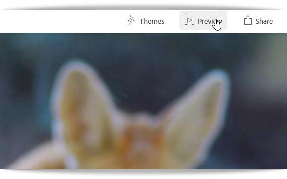 Adobe Slate - Imagem 3 do software
