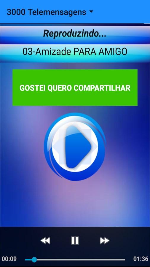 telemensagens em mp3 gratis