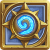 Logo Hearthstone Heroes of Warcraft ícone