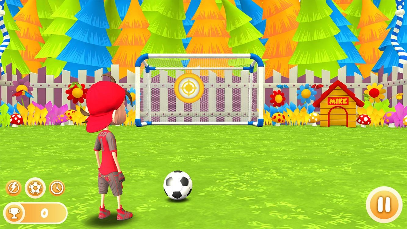 Little Leo - FreeKick 3D - Imagem 1 do software