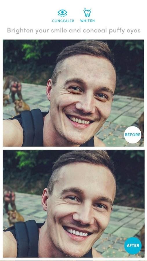 AirBrush - Best Selfie Editor - Imagem 2 do software
