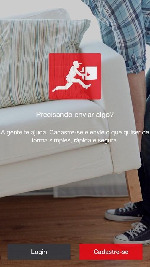 Partiu Entregas - Imagem 1 do software