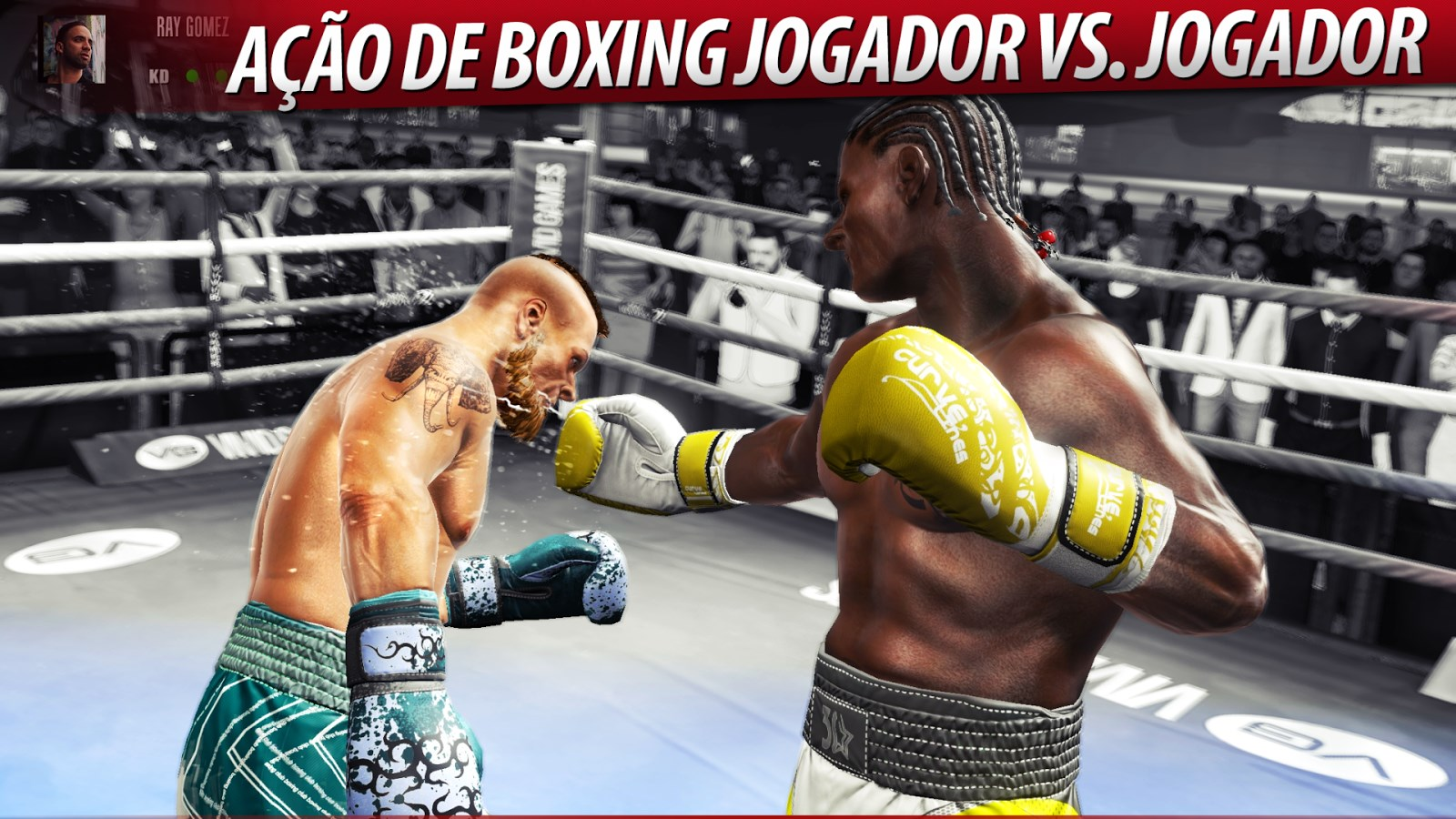 Real Boxing 2 CREED - Imagem 1 do software