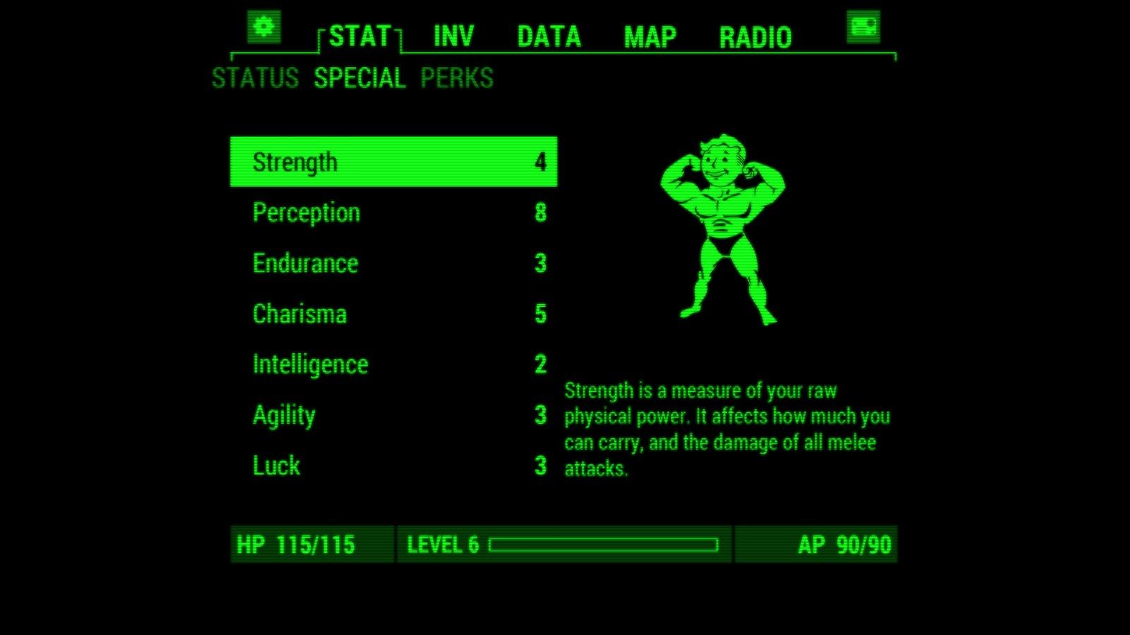 Fallout Pip-Boy - Imagem 1 do software