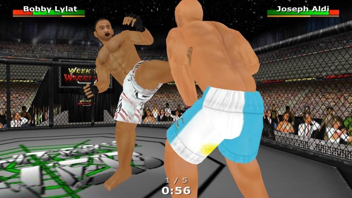 Weekend Warriors MMA - Imagem 1 do software