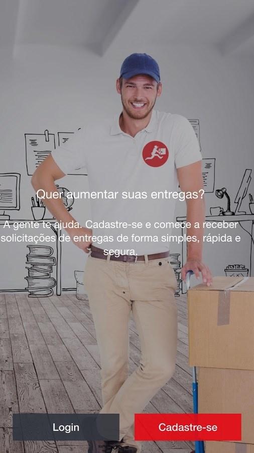 Partiu Entregas – Motorista - Imagem 1 do software
