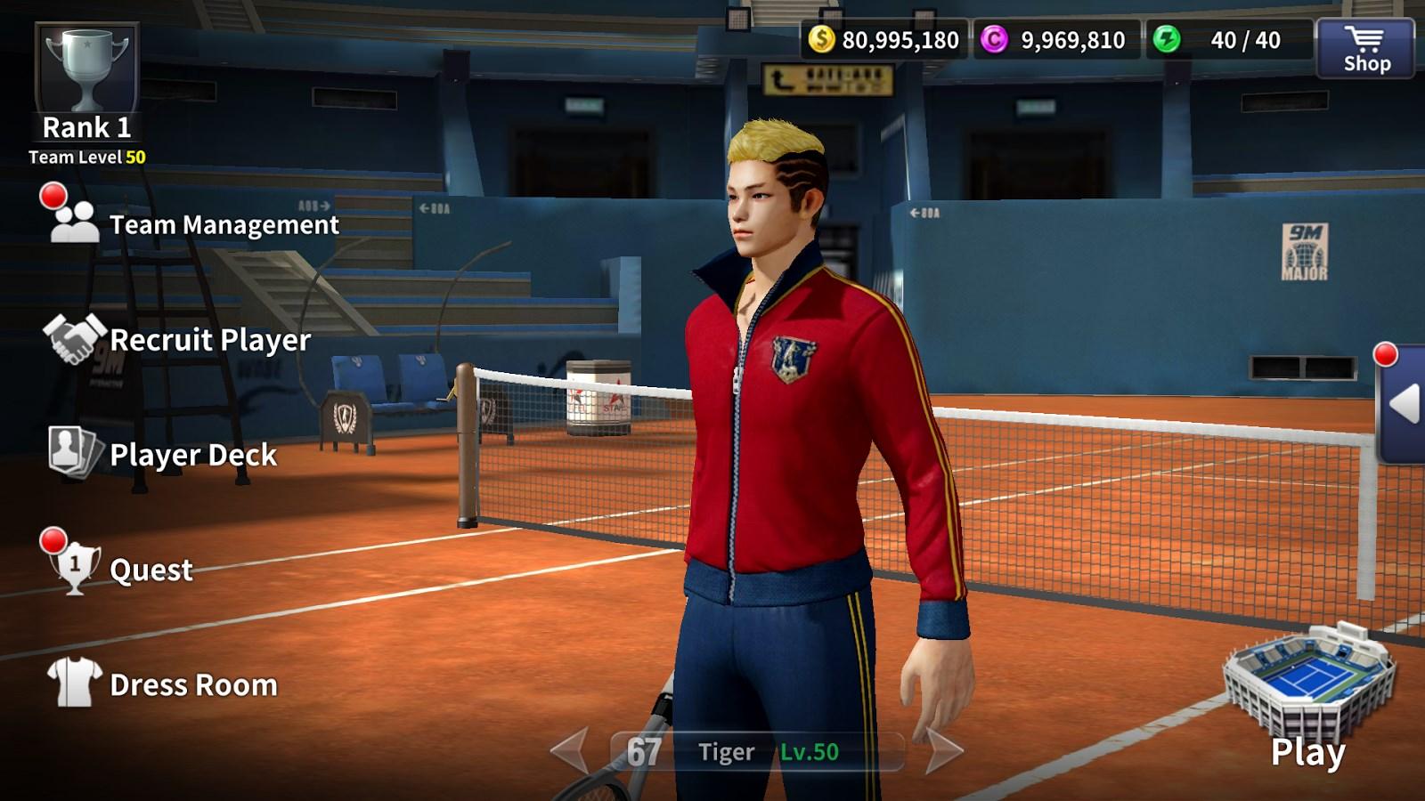 Ultimate Tennis - Imagem 1 do software
