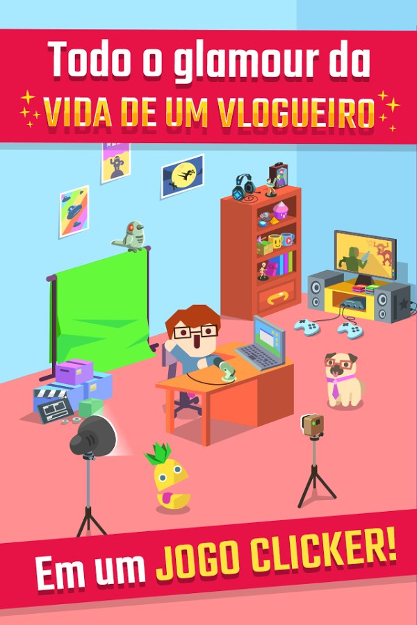 Vlogger Go Viral - Clicker - Imagem 1 do software