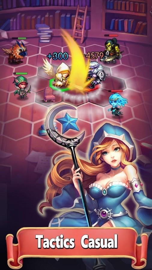 Heroes Tactics: Mythiventures - Imagem 2 do software