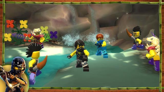 LEGO Ninjago: Shadow of Ronin - Imagem 1 do software