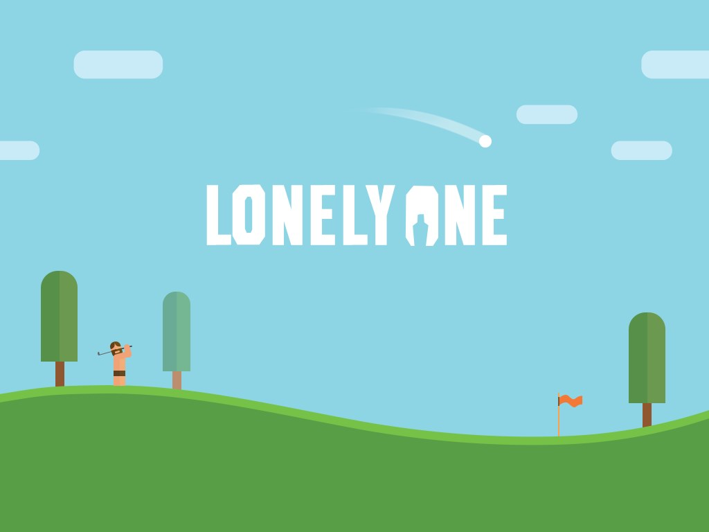 Lonely One : Hole-in-one - Imagem 1 do software