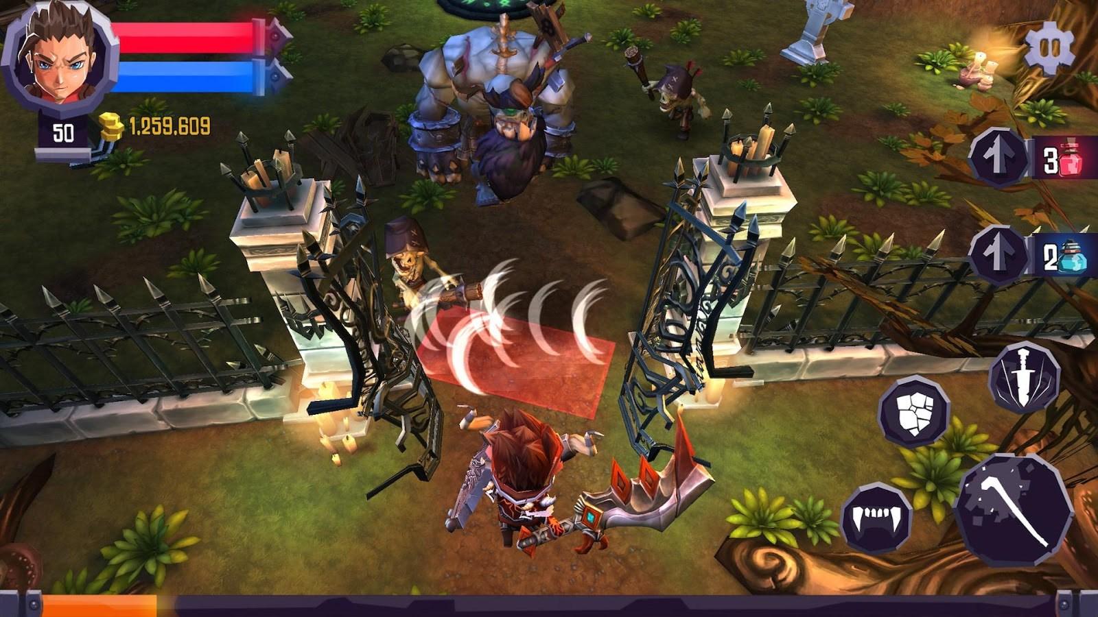 Heroes Curse - Imagem 1 do software