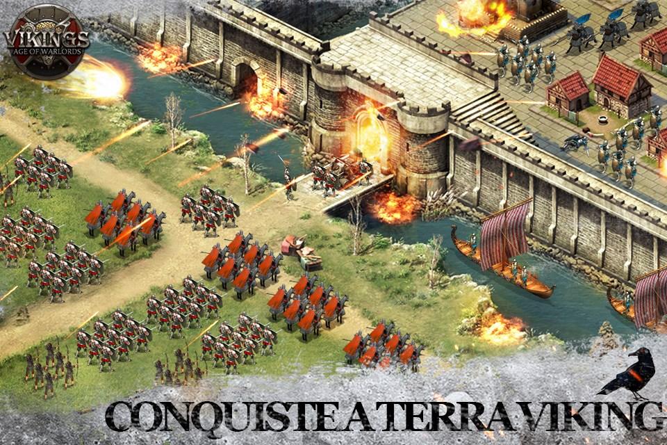 Vikings - Age of Warlords - Imagem 1 do software