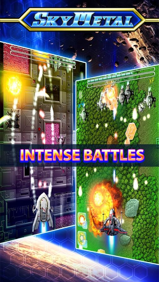 Sky Metal Space Shooting Battle - Imagem 1 do software