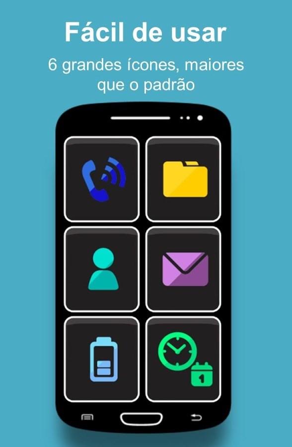 CPqD Alcance - Imagem 1 do software