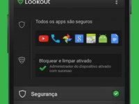 Imagem 1 do Lookout Security & Antivirus