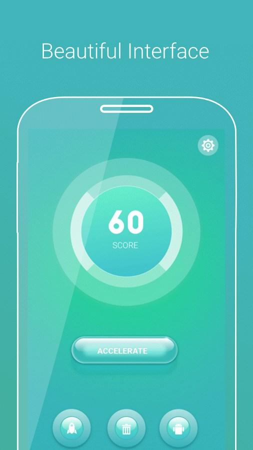 Cleaner – Speed Booster - Imagem 1 do software
