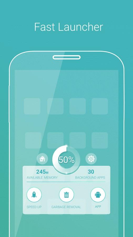Cleaner – Speed Booster - Imagem 2 do software