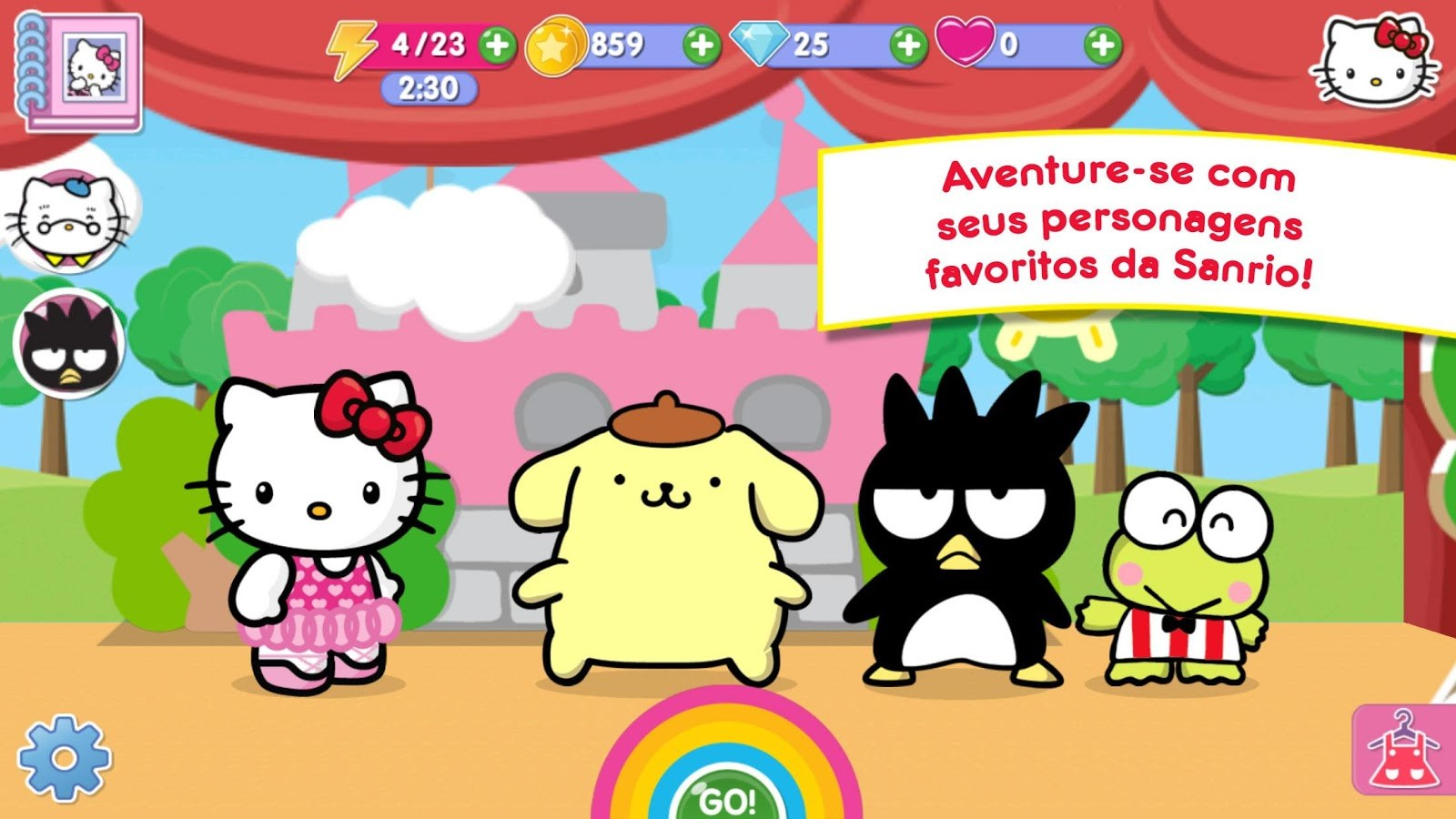 Hello Kitty World of Friends - Imagem 1 do software