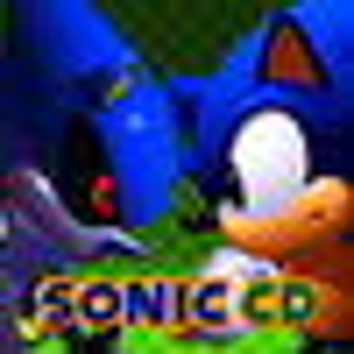 Logo Sonic CD ícone