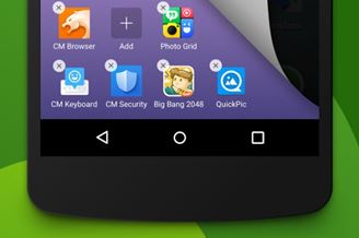 CM Swipe (Launcher & Booster) Download to Android Grátis