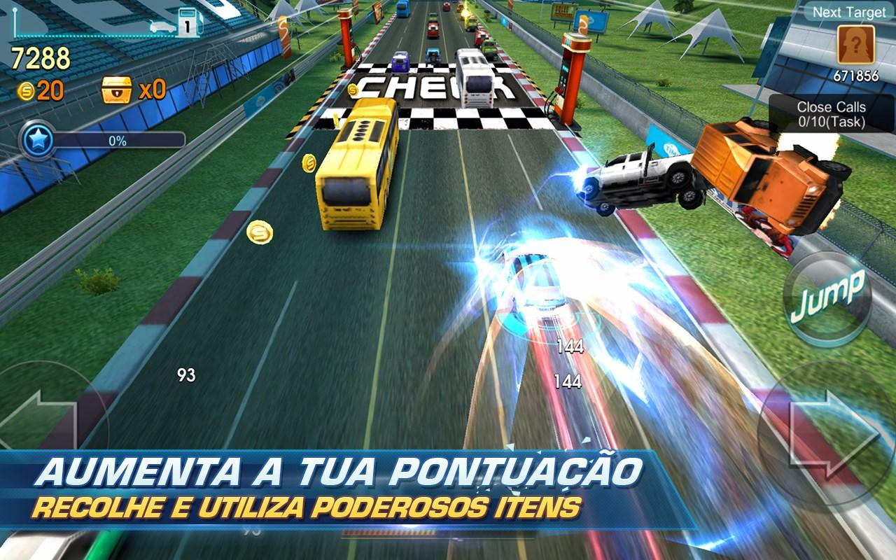 Infinite Racer - Dash & Dodge - Imagem 1 do software