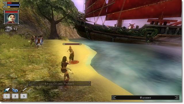 Jade Empire - Imagem 2 do software
