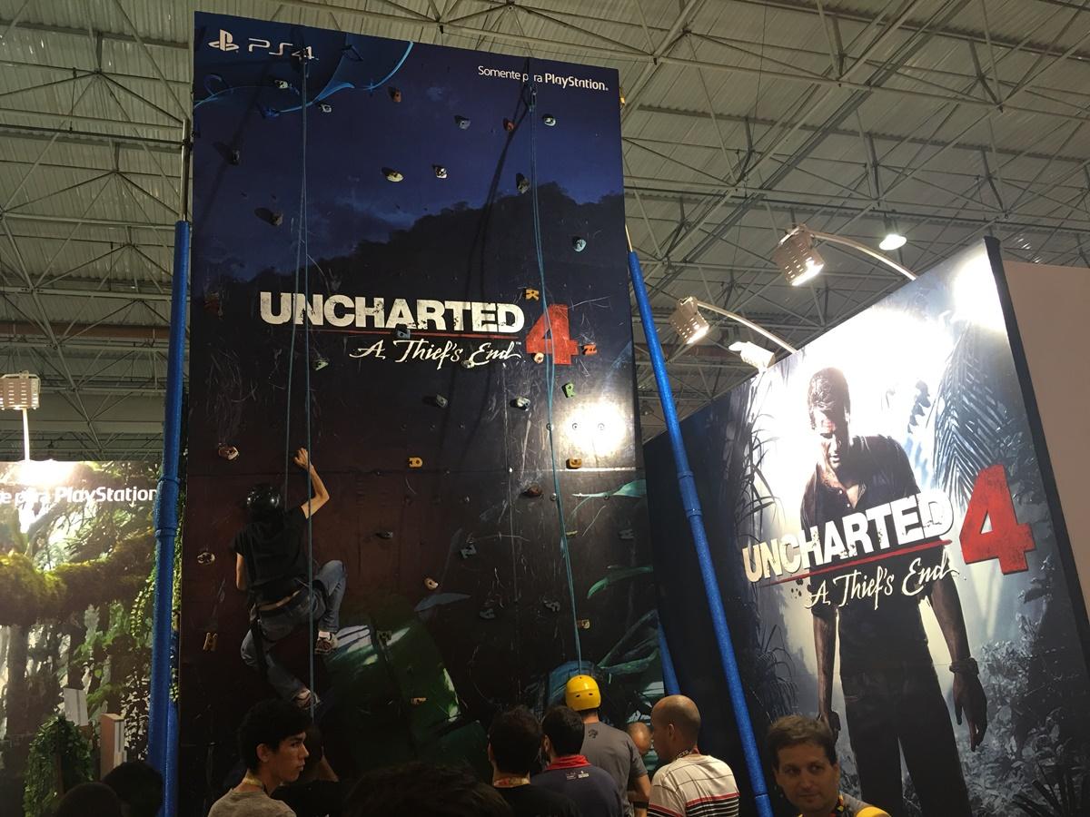 Quer saber como ganhar esse anel exclusivo e limitado de Uncharted?
