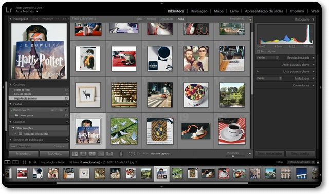Adobe Photoshop Lightroom - Imagem 1 do software