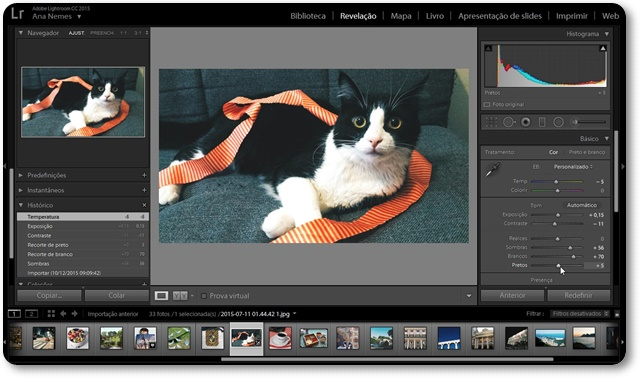 Adobe Photoshop Lightroom - Imagem 2 do software