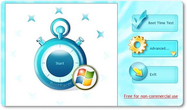 BootRacer - Imagem 1 do software